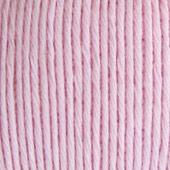 B C Garn Alba 100% ekologisk bomull ljus pastellrosa nr 03