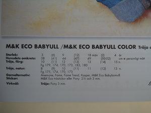 mönster Marks & Kattens nr 09063
