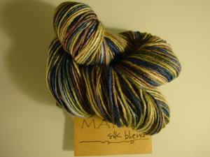 Manos del Uruguay Silk Blend 50g nr 9753
