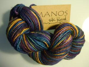 Manos del Uruguay Silk Blend  50g nr 7105