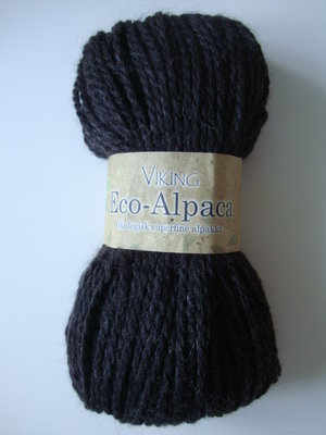 Viking eco-Alpaca antracit 403