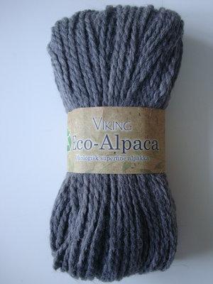 Viking eco-Alpaca mörkgrå 415