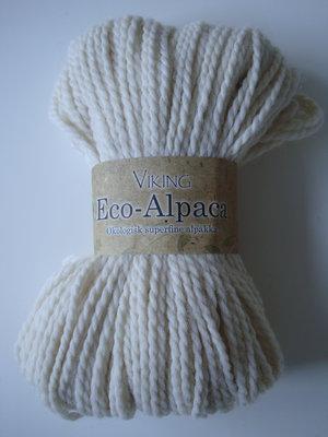 Viking eco-Alpaca naturvit 402