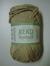 Järbo garn 100% återvunnen bomull valnötsbeige nr 48