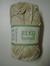 Järbo garn 100% återvunnen bomull råvit nr 309