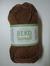 Järbo garn 100% återvunnen bomull kaffebrun nr 90