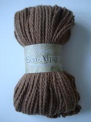 Viking eco-Alpaca ljusbrun 408