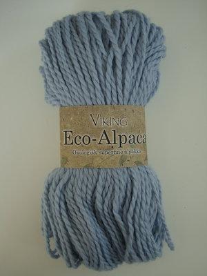 Viking eco-Alpaca ljusblå 420