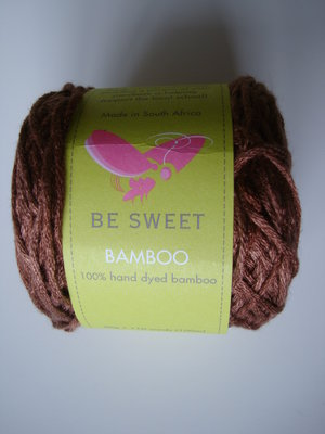 Be Sweet Bamboo Chocolate 656