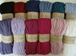 Viking eco-Alpaca 12 nya färger