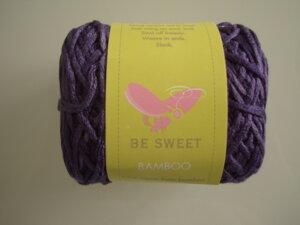 Be Sweet Bamboo Deep Purple 636