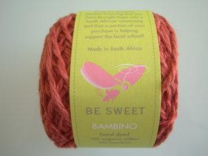Be Sweet Bambino Crimson 873