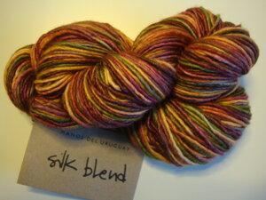 Manos del Uruguay Silk Blend 50g nr 3109 Woodland